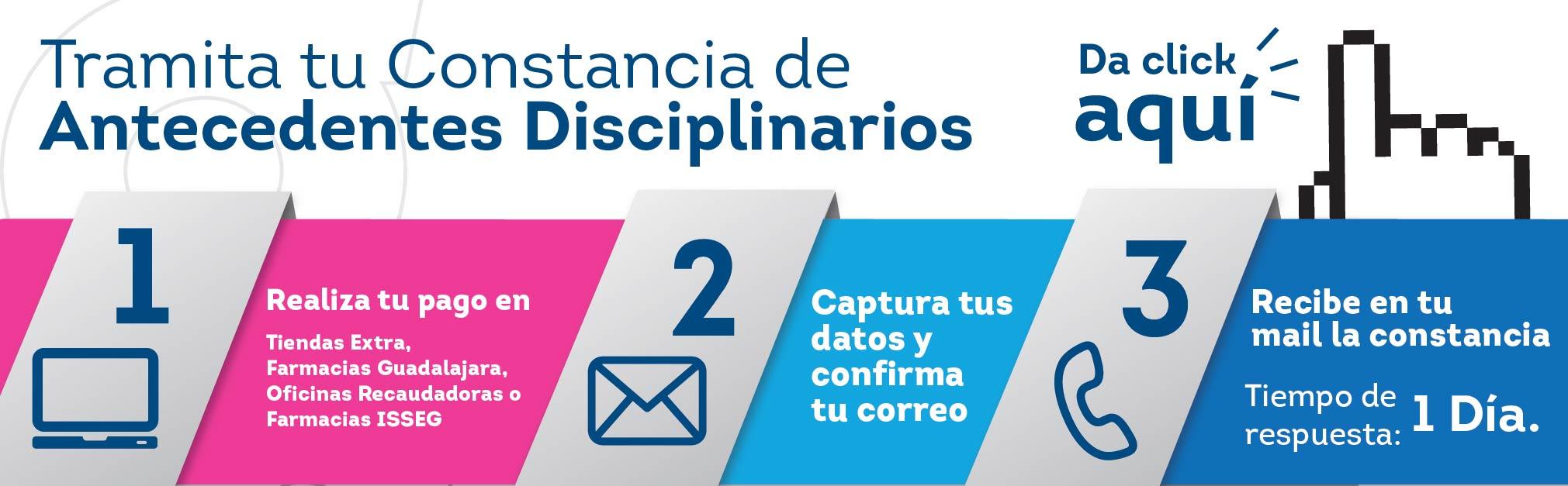 baner TRAMITE DE ANTECEDENTES DISCIPLINARIOS-01