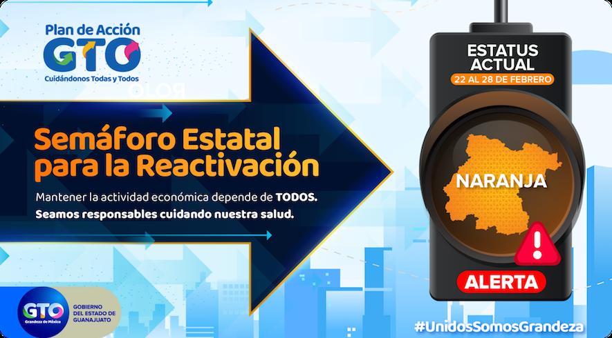 Reactivemos Guanajuato