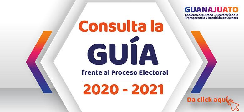 Guía Electoral 2021